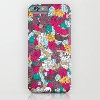 out mini garden iPhone 6 Slim Case