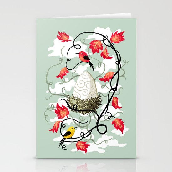 Nest 2 Stationery Card