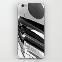 Watch Where You Are iPhone & iPod Skin