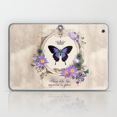 Shine like the universe is yours Laptop & iPad Skin