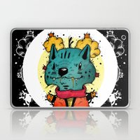 Wolfy (Color Version) Laptop & iPad Skin