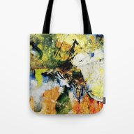 Umderwater Watercolor Tote Bag