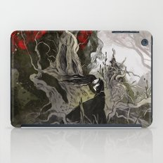 Red Tree iPad Case