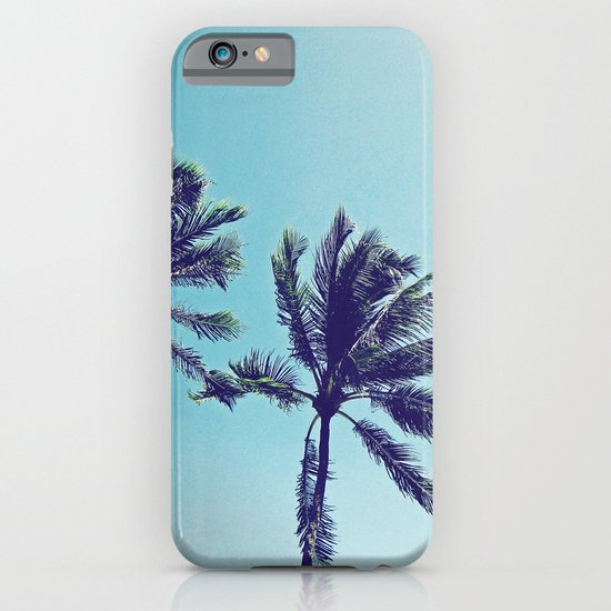 Palm Trees iPhone & iPod Case