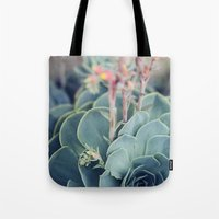 Echeveria #4 Tote Bag