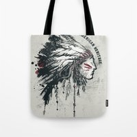 American Heritage (White… Tote Bag