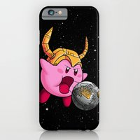 iPhone & iPod Case featuring Kirbicron by Mandrie