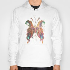 Monarch Butterfly of Spades Hoody