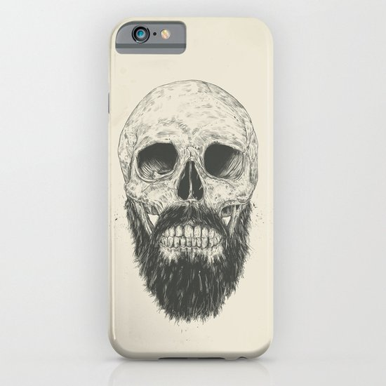 The beard is not dead iPhone & iPod Case