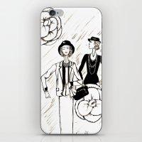 Coco iPhone & iPod Skin