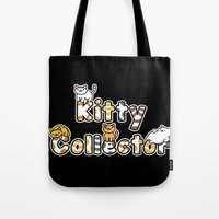 Kitty Collector Tote Bag