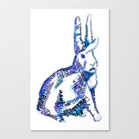 Paz Canvas Print