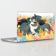 Cuddly Pack Laptop & iPad Skin