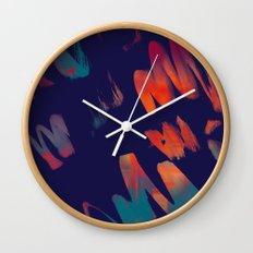 Pattern 1 Wall Clock