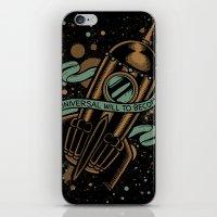 sirens of titan - vonnegut iPhone & iPod Skin