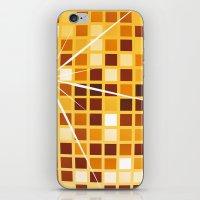 No074 My Saturday Night … iPhone & iPod Skin