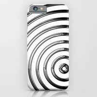 iPhone & iPod Case featuring Mercurial Rings by Zirgion