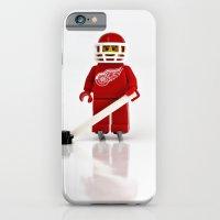 Red Wings Pride iPhone 6 Slim Case