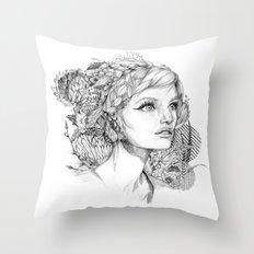 It Takes Over Throw Pillow