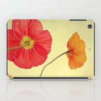 Les Jolies Fleurs iPad Case