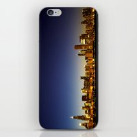 Chicago Sunset iPhone & iPod Skin