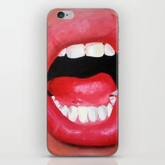 Oral Fixation 1.4 iPhone & iPod Skin