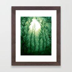 Kelpscape Framed Art Print