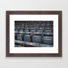 Fenway Park Framed Art Print