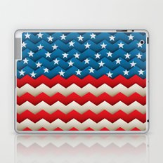 Chevron USA Laptop & iPad Skin