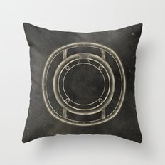 Tron: Identity Disc Throw Pillow