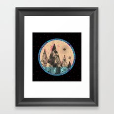 M.D.C.F.  Framed Art Print