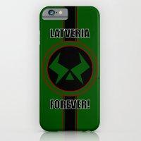 Latveria Forever! iPhone 6 Slim Case