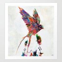 Aurical Art Print