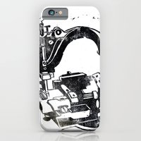 iPhone & iPod Case featuring 1900s Bulasky by Oliver Dominguez