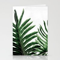 Leaves 1 Stationery Cards