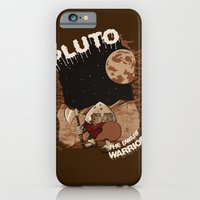 Pluto The Dwarf Planet iPhone 6 Slim Case