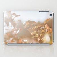 autumn on plantation iPad Case