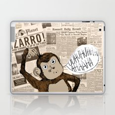 Bizarro Monkey Laptop & iPad Skin