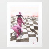 big prince Art Print