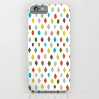 iPhone Cases featuring PIPS pure white by Sharon Turner