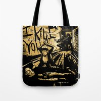 Want fries with that! Tote Bag