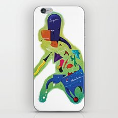 The Philippines as a Menagerie iPhone & iPod Skin
