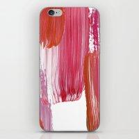 Pink Mood iPhone & iPod Skin