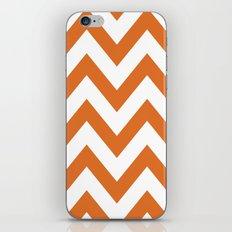 LONGHORN CHEVRON iPhone & iPod Skin