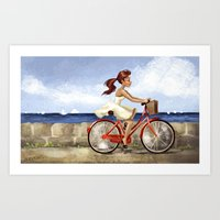 Happiness! Art Print