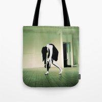 The Death Stare Tote Bag