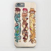 Working Man's Beard iPhone 6 Slim Case