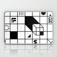 Four Walled World Laptop & iPad Skin