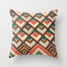 Budapest Meditations Throw Pillow