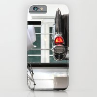 iPhone & iPod Case featuring Diner Taillight by Shutterbee Photography